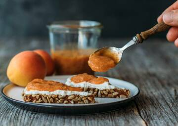 Aprikosen-Marmelade
