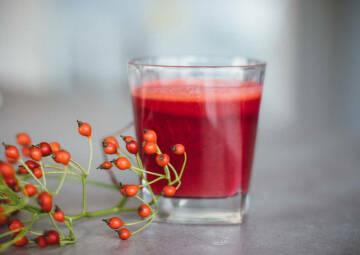 hey SevenCooks: Rote Bete Karotten Apfel Saft