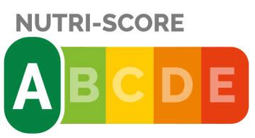 Nutri-Score mit Bewertung A