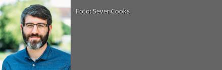 Tobias vom SevenCooks Team