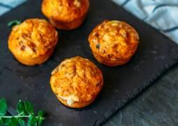 Vegetarisches Rezept: Pizza-Muffins_1